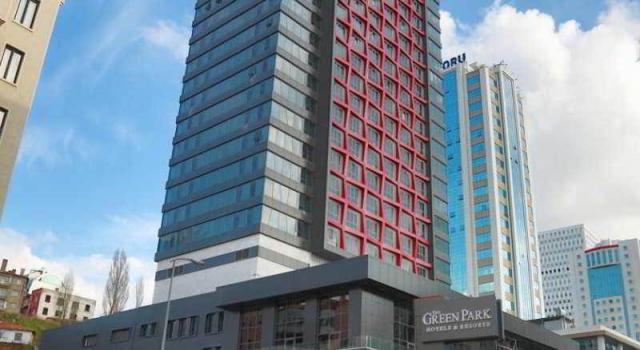 安卡拉绿色公园酒店